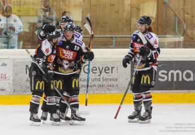 Doppelschlag in Unterzahl sichert drei Punkte in Schweinfurt