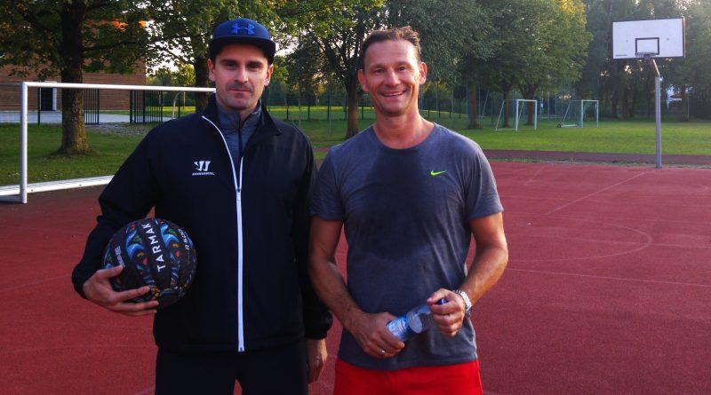 Alexander Wedl ist neuer Trainer beim ESV Buchloe