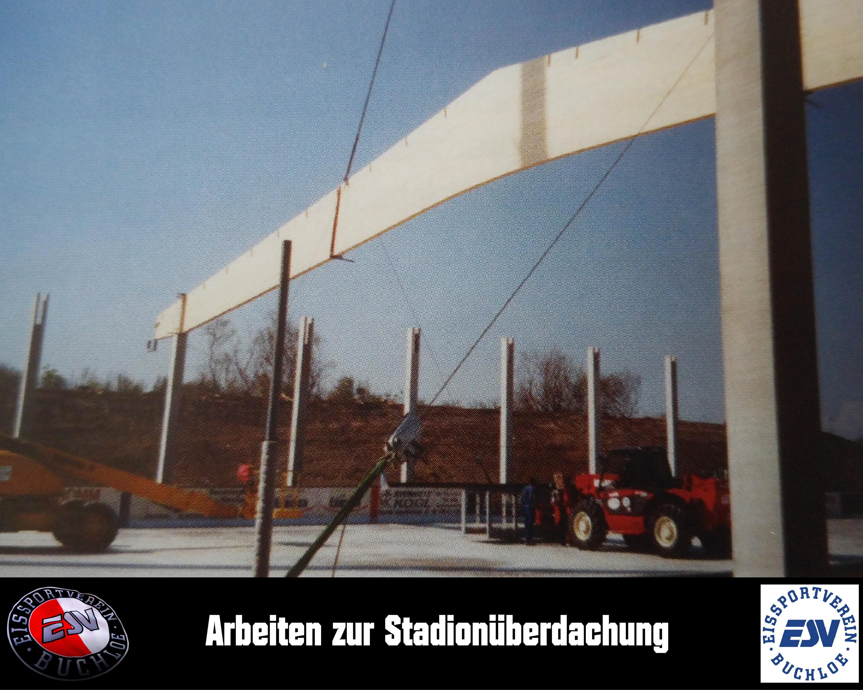 24 Arbeiten zur Stadionüberdachung