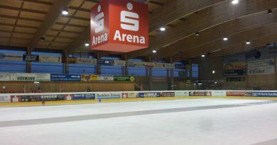 Schließung der Eishalle