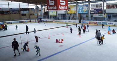 Kids on Ice Day zum Saisonauftakt