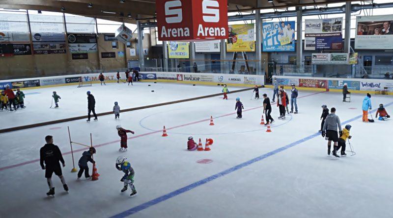 Kids on Ice Day zum Saisonauftakt