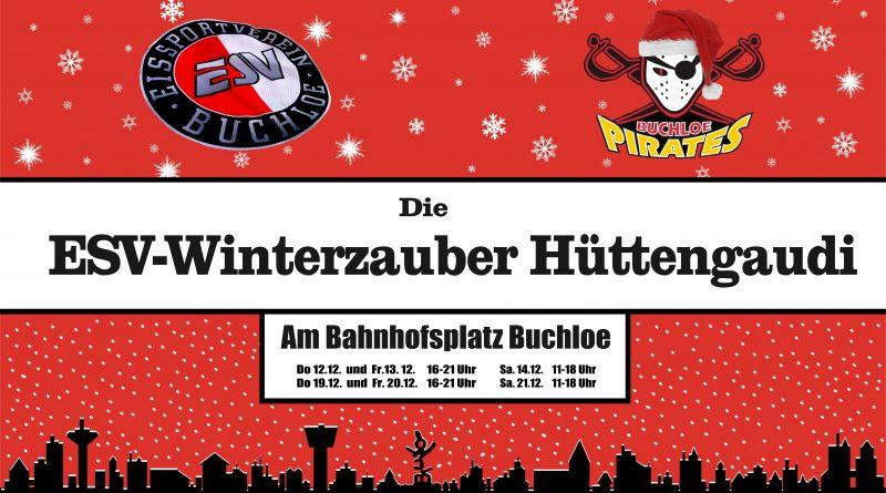 Auf geht's zu ESV-Winterzauber Hüttengaudi!